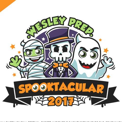 Wesley Prep Spooktacular 2017