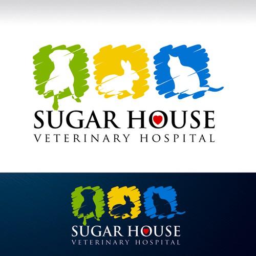 Help the Animals - Sugar House Veterinary Hospital Needs a Great New Logo!