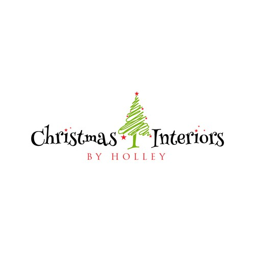 Christmas Interiors By Holley