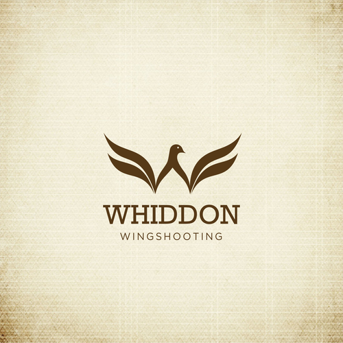 W icon logo for wingshooting
