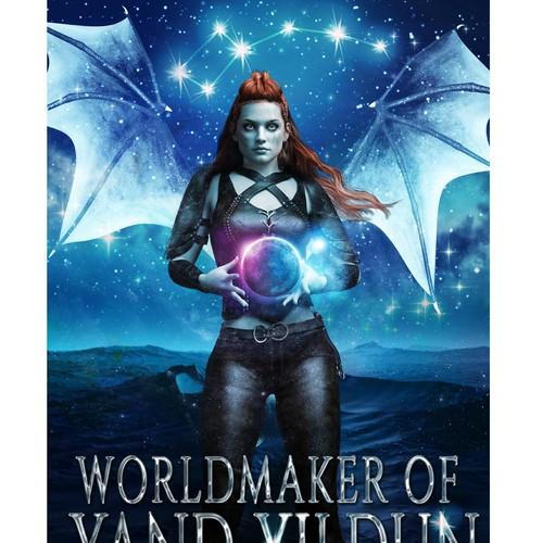 Book Cover Sci-fi