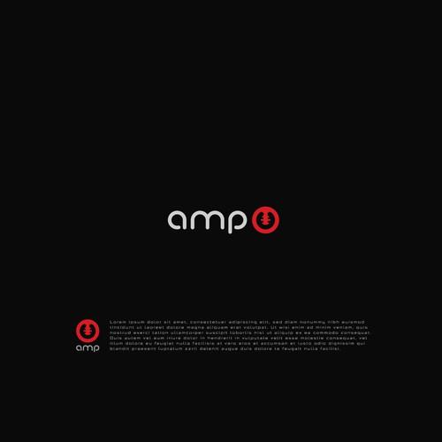 amp u logo