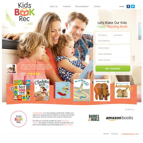 kidsbookrec