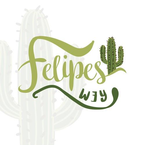 Logo concept for Mexican restaurant