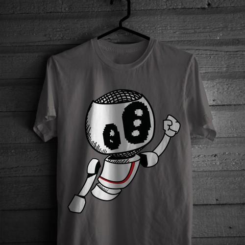 Loda T-Shirt Design