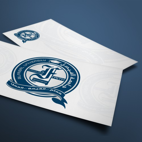 Create the next logo for Alfaisal University
