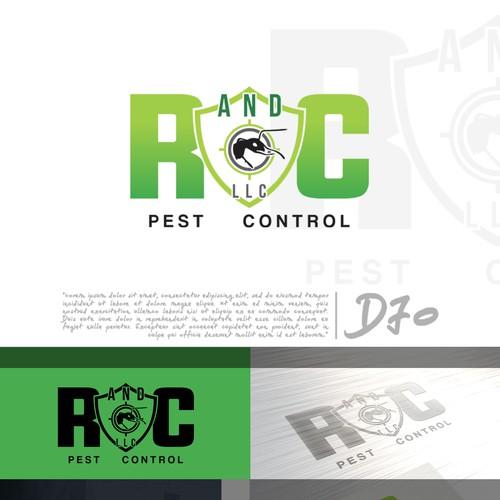 Pest Control Logo