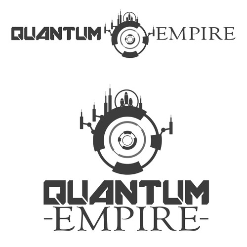 Quantum Empire needs a new logo
