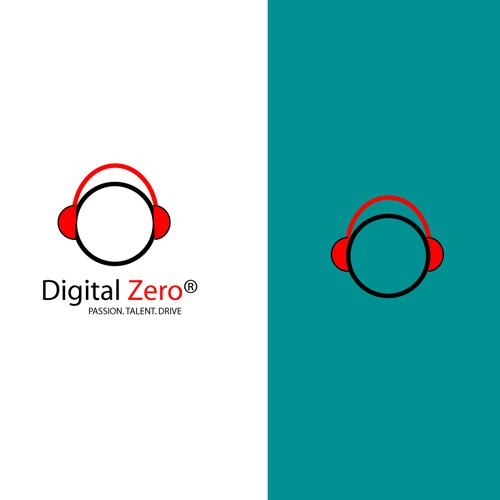 digital music company logo