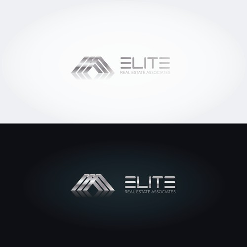 Modern logo concept for elite group