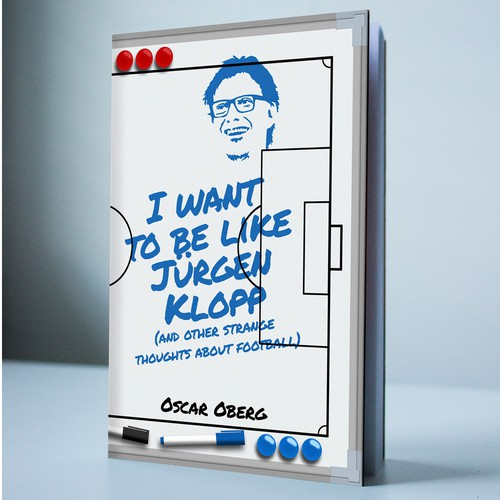 I want to be like Jurgen Klopp