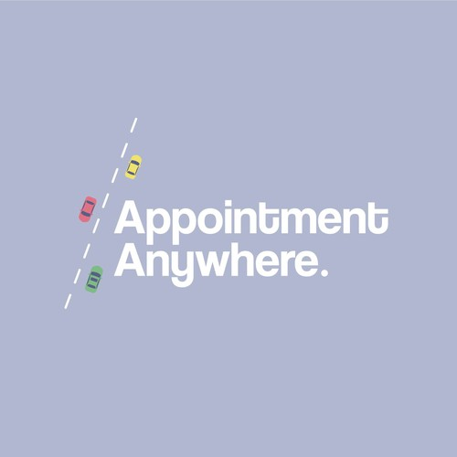 Appointment Anywhere minimalist logo