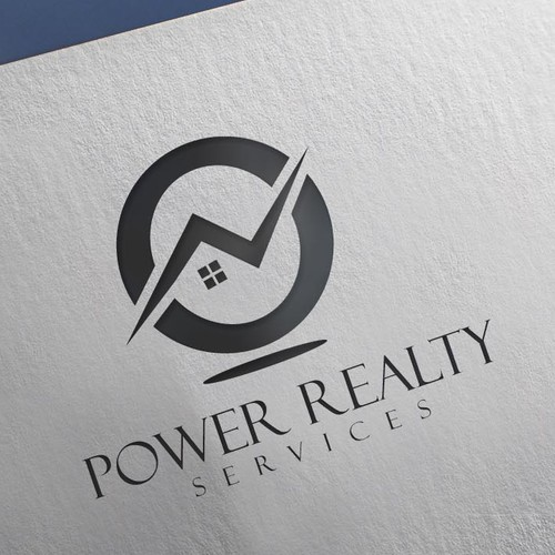 Modern and simple logo design.