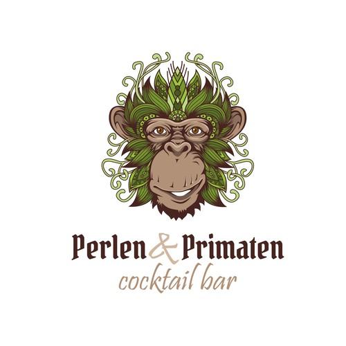 perlen & primaten
