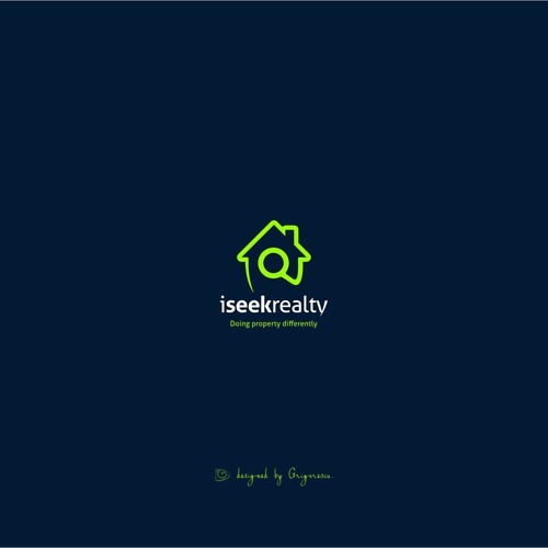 iSeekRealty Branding