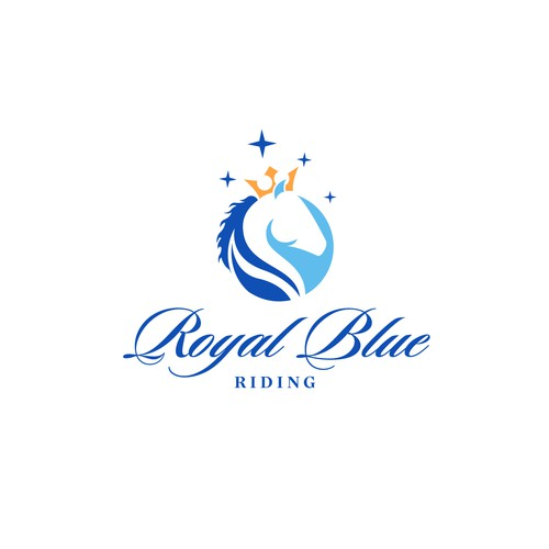 Logo for Royal Blue Riding Facility