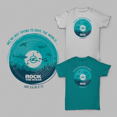 Rock The Ocean