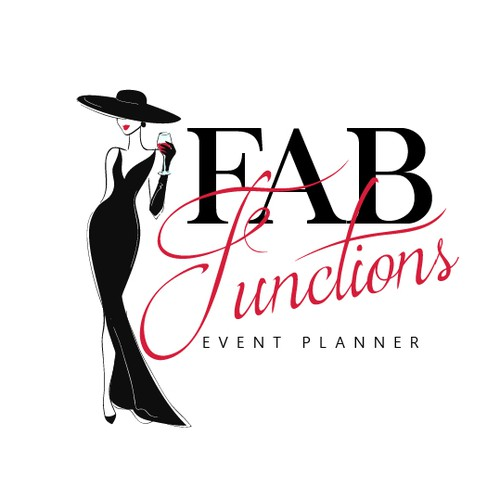 Fabulous logo for Event Planning business