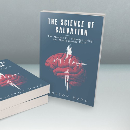 The Science of Salvation Cover Design