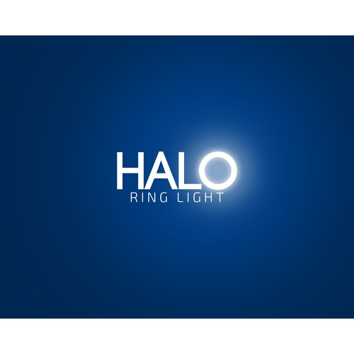 Halo Ring Light Logo