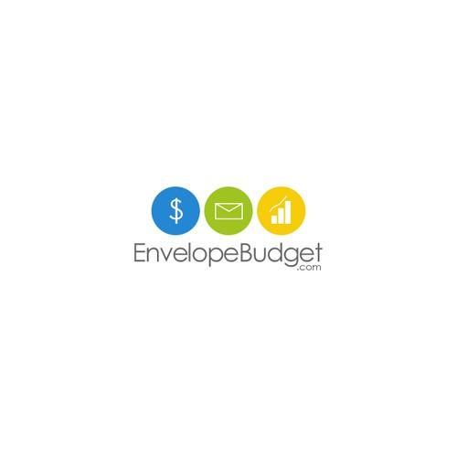 envelope budget logo