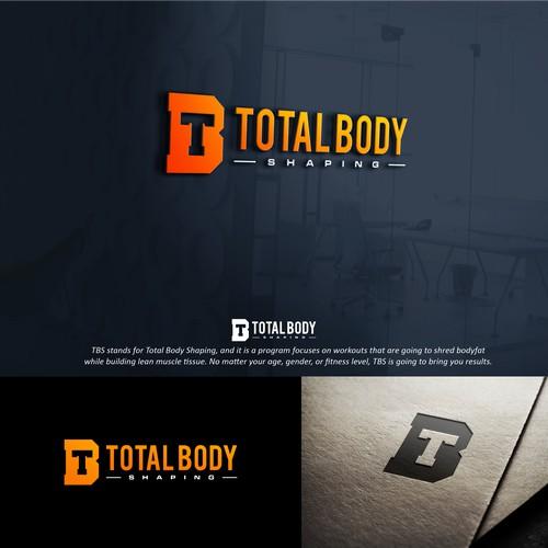 Fitness Logo Bold Design