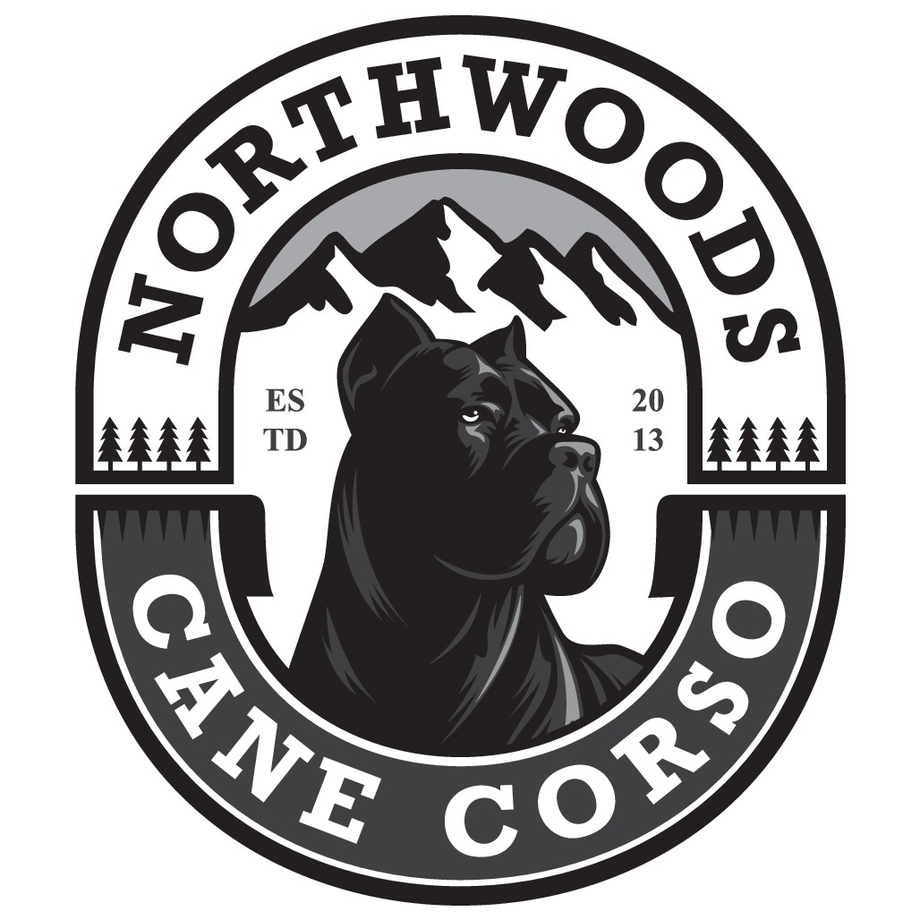 Cane Corso Breeder Needs a Logo as Savage as their Dogs