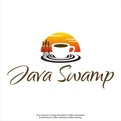 Logo concept for Java Swamp