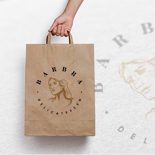 Logo for BARBRA cafe