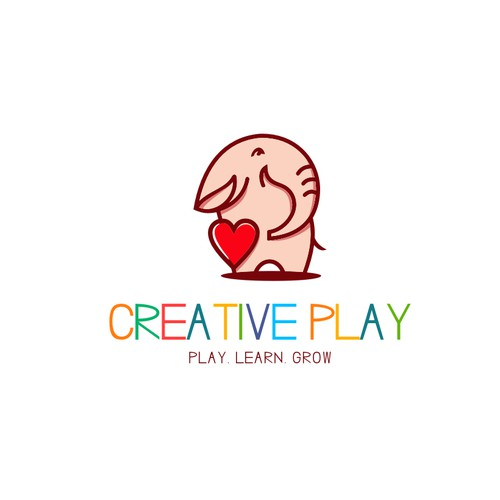 Create a playfully smart logo for our creative toys brand