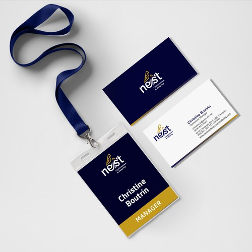 Logo Design Concept for the new student union building at the University of British Columbia in Vancouver