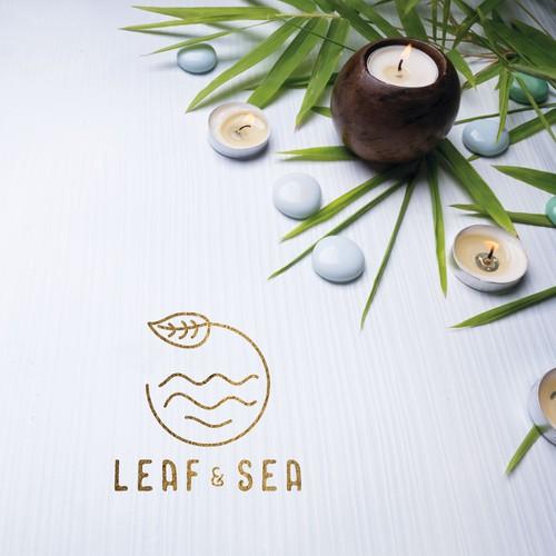 Leaf + Sea