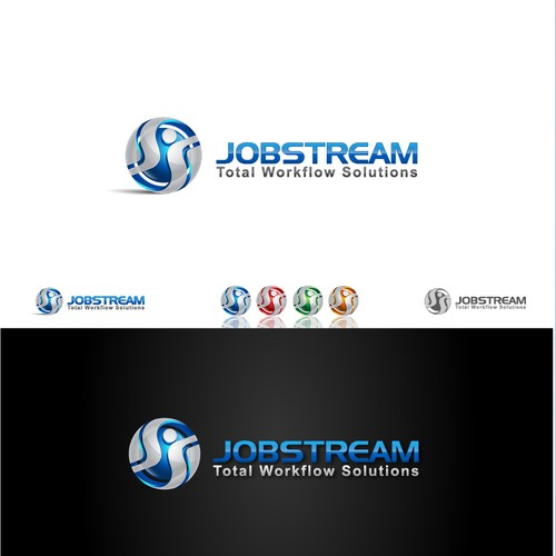 Help JobStream with a new logo