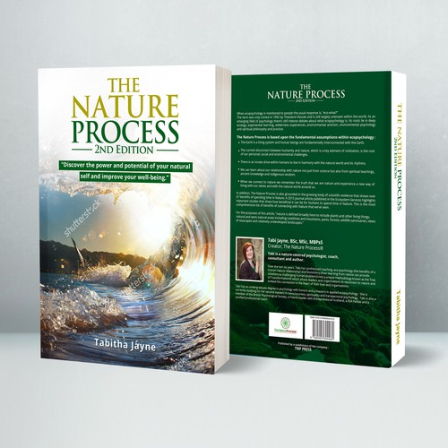 The Nature Process Cover Book