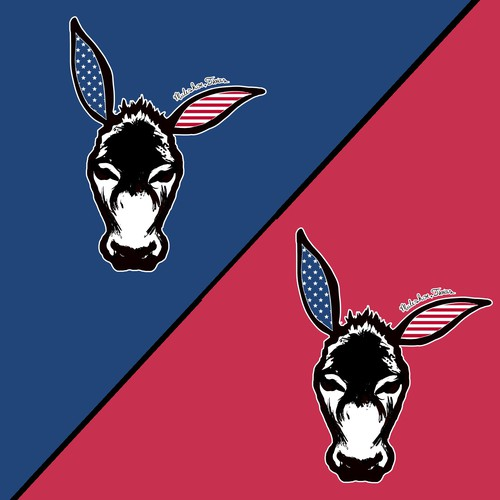 T-Shirt Design for Muleshoes 4th of July Festival