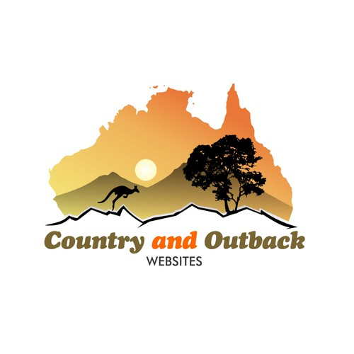 New logo wanted for Country and Outback Websites