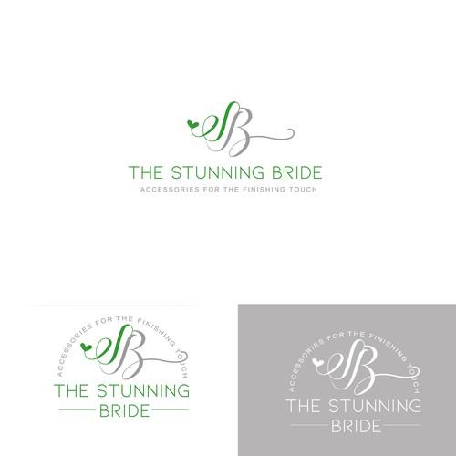 The Stunning Bride Logo