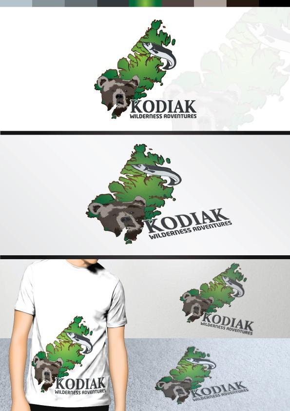 Help Kodiak Wilderness Adventures with a new logo