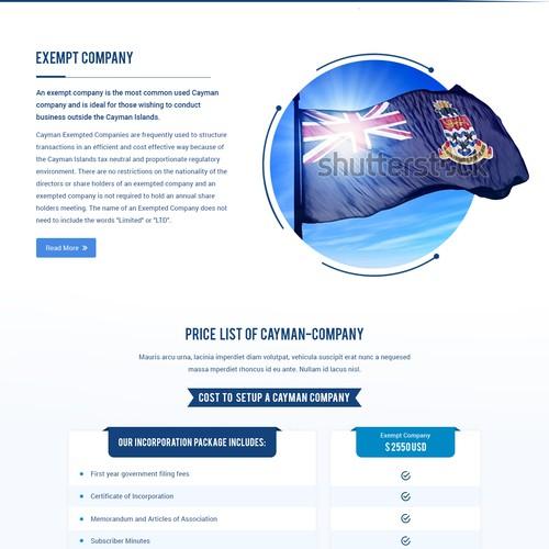 ****** Redesign - exisiting website - Rebrand *****