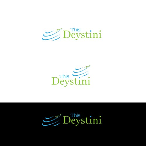 Simple Clean logo Design for a Travel agency