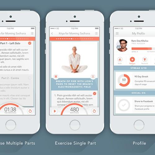 Kundalini Yoga 2.0 Redesign