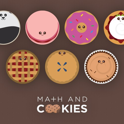 Math and Cookies Desserts