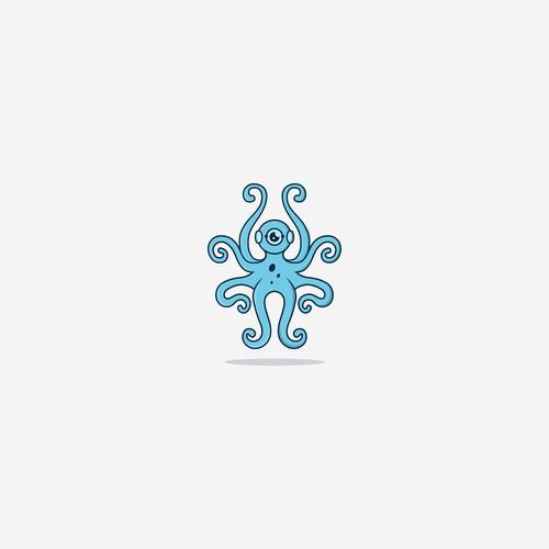 Octo-IO Logo Concept