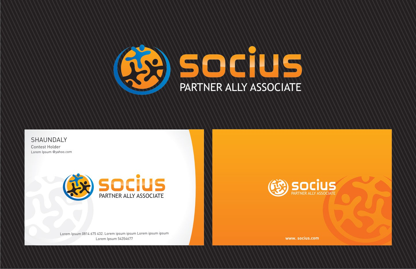 Help Socius with a new logo