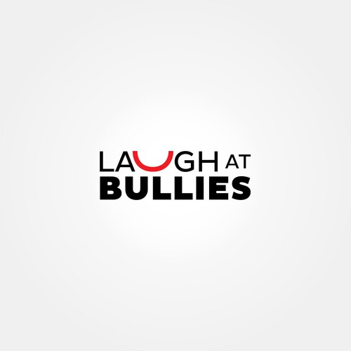 Laugh at Bullies logo