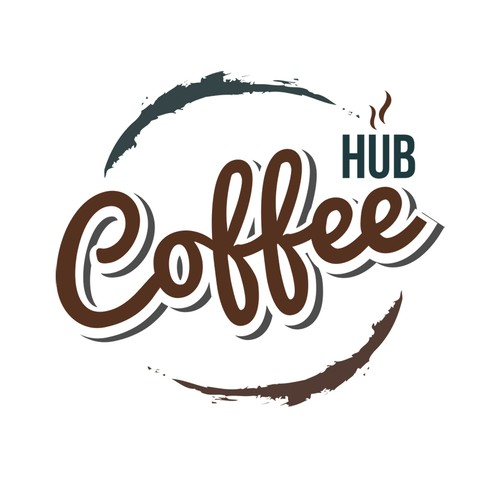 Coffee HuB - Logo