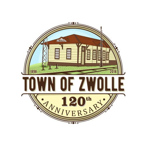 Town of Zwolle 1898-2018