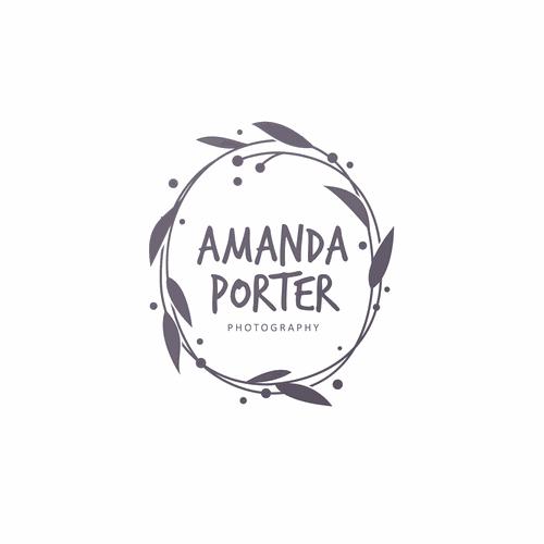 personal photographer logo design
