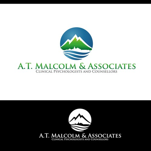 Create a professional logo for our Vancouver Island psychology practice