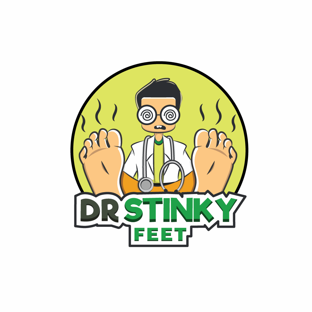 Doctor Stinky Feet needs a new look!!